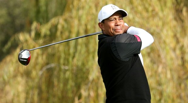 Tiger Woods will tee it up with Jordan Spieth and Jimmy Walker during the first two rounds of the Farmers Insurance Open.
