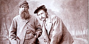 Old Tom Morris photo collection sold at auction