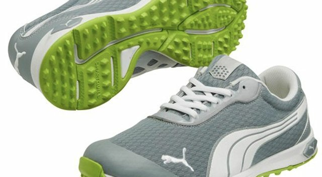Puma Golf's Biofusion Spikeless Mesh hits stores March 1.