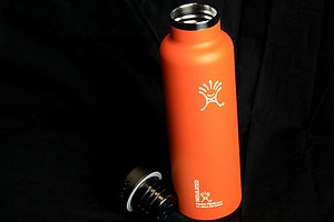 Hydro Flask insulated water bottle