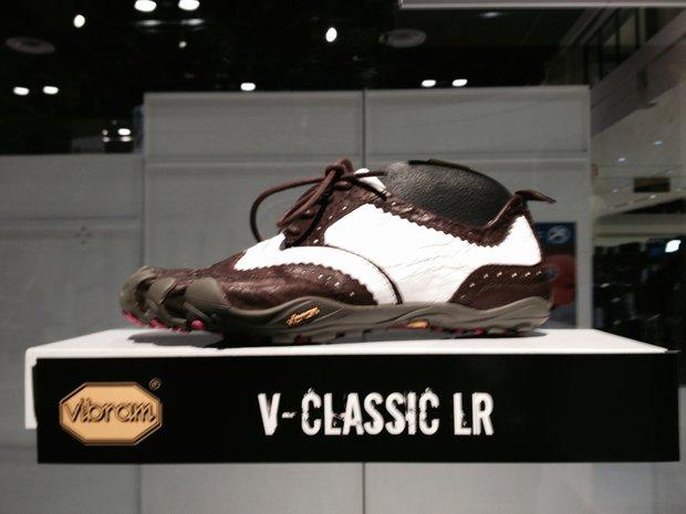 Vibram FiveFingers V-Classic LR golf shoe