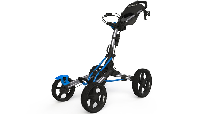 Clicgear Model 8 golf cart