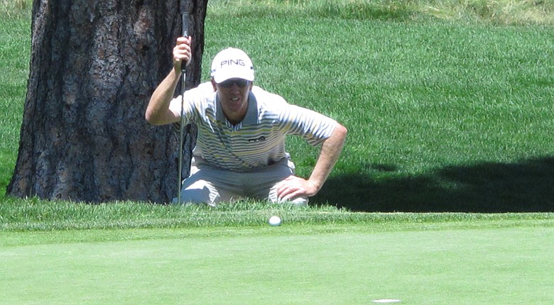 Chris Riley during the PGA Tour's 2013 Reno-Tahoe Open