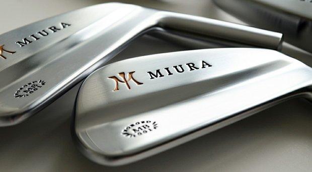 Miura MB001 forged iron.