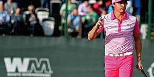 Best dressed tour players of 2014
