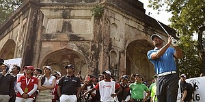 PHOTOS: Pro Golfers on Twitter