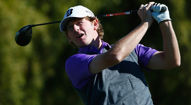 Brandt Snedeker is the defending champ at the AT&T Pebble Beach National Pro-Am in California this week.