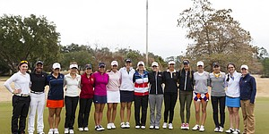 Curtis Cup practice session proves to be successful