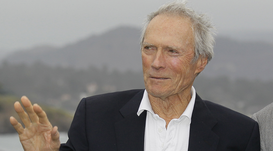 Clint Eastwood is a fixture at the AT&T Pebble Beach National Pro-Am -- and reportedly saved tournament director Steve John with the Heimlich maneuver on the eve of the 2014 tournament.