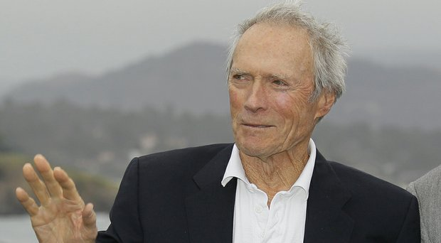 Clint Eastwood is a fixture at the AT&T Pebble Beach National Pro-Am (shown here in 2013) – and reportedly saved tournament director Steve John with the Heimlich maneuver on the eve of the 2014 tournament.
