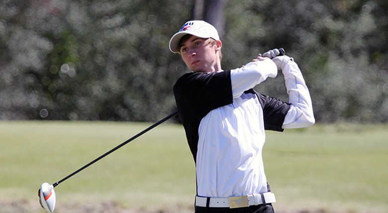 Austin Connelly finished runner-up at the 2014 Jones Cup.