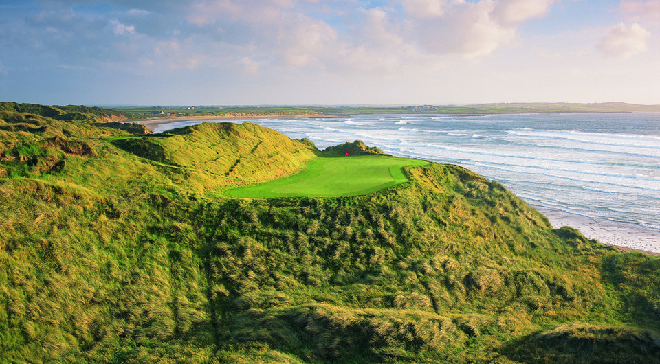 Trump buys Irish golf course Doonbeg - Golfweek