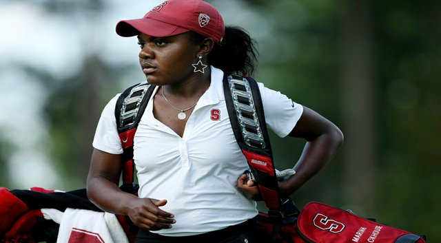 Stanford's Mariah Stackhouse is the reigning individual champion at the Peg Barnard Invitational.