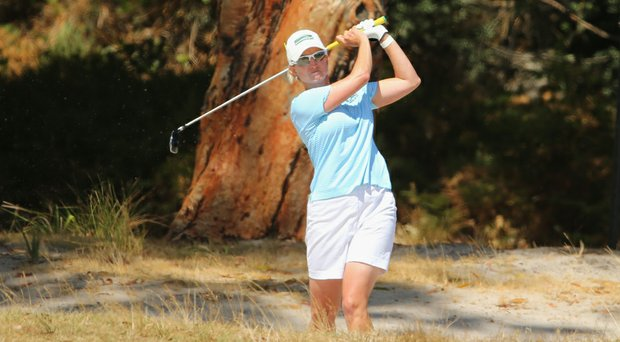 Karrie Webb fired a 4-under 68 to win the Women's Australian Open for the fifth time.