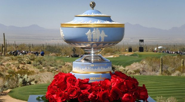 The WGC-Accenture Match Play will begin on Wednesday with the Round of 64, starting at 9:25 a.m. EST.