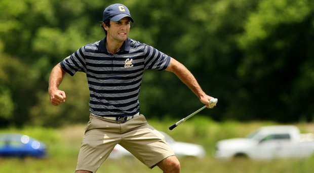 Joel Stalter will look to repeat as individual champ at the John A. Burns Intercollegiate this week.