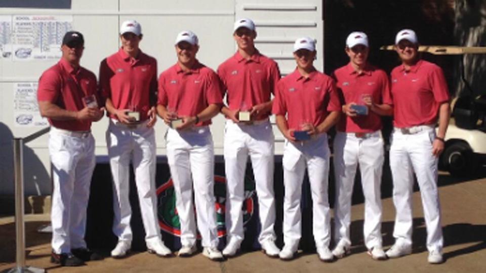 Men's Midweek Report: Arkansas wins at the Gator - Golfweek
