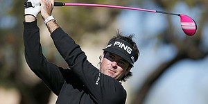 Bubba Watson confident heading into Match Play