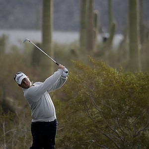 George Coetzee at the WCG Match Play 2014