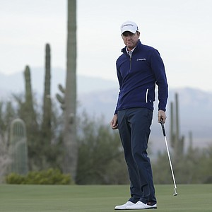 Jimmy Walker at the WGC Match Play 2014
