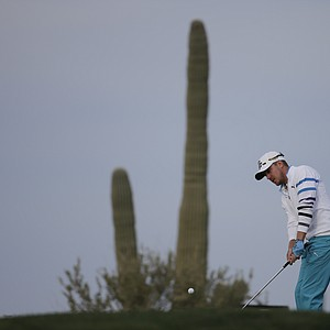 Jonas Blixt at the WGC Match Play 2014