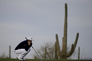 Keegan Bradley at the WCG Match Play 2014