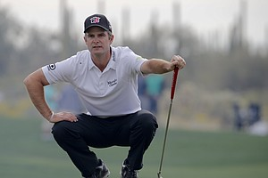Kevin Streelman at the WGC Match Play 2014