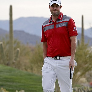 Marc Leishman at the WGC Match Play 2014