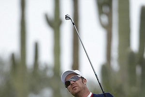 Mikko Ilonen at the WGC Match Play 2014