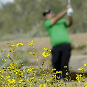 Patrick Reed at the WGC Match Play 2014