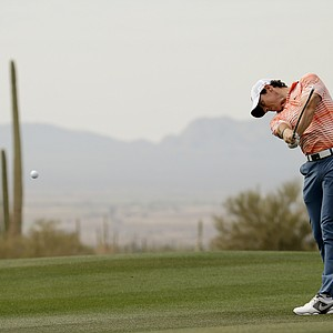 Rory McIlroy at the WGC Match Play 2014