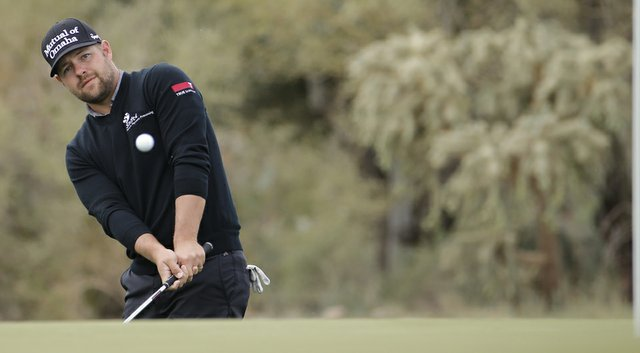 Ryan Moore knocked off Joost Luiten in the first round of the WGC-Accenture Match Play.