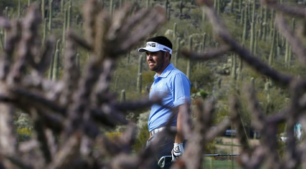 Louis Oosthuizen will take on overall top seed Henrik Stenson on Thursday at the WGC-Accenture Match Play Championship.