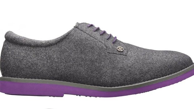 G/Fore's Gallivanter golf shoe becomes available in July.