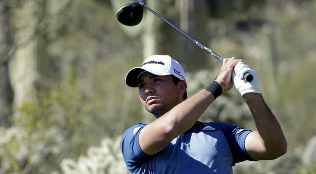 Jason Day during his second-round win during the 2014 WGC-Accenture Match Play at Dove Mountain in Marana, Ariz.