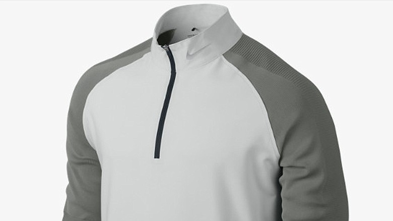 Nike Golf's New Innovation Woven Cover-Up