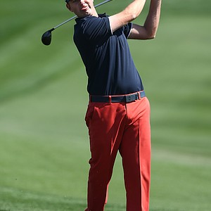 Webb Simpson in Polo RLX.