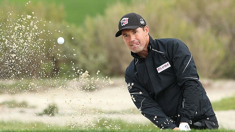 Padraig Harrington has disclosed he has undergone treatment for skin cancer.