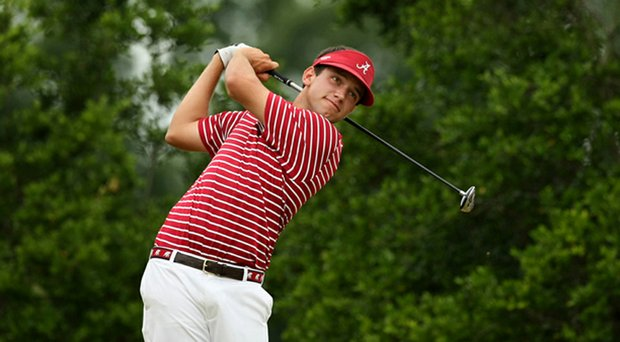 Cory Whitsett and three of his Alabama teammates are in the top 10 through one round of the Puerto Rico Classic.