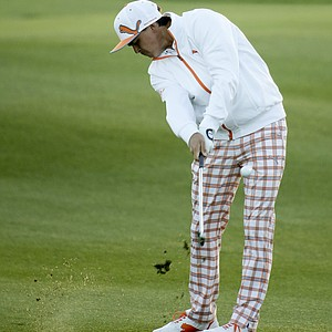 Rickie Fowler during his semifinal match in the 2014 WGC-Accenture Match Play at Dove Mountain in Marana, Ariz.
