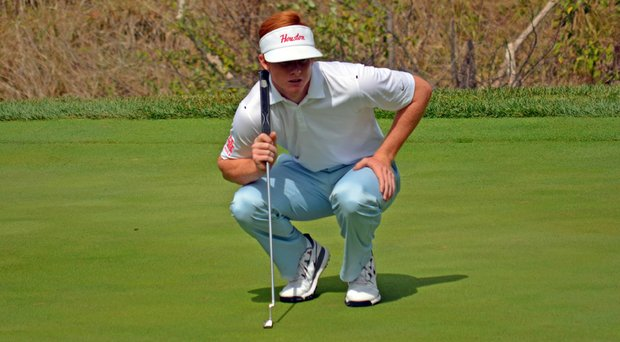 Wesley McClain and the Houston Cougars won the Bayou City Collegiate Championship Sunday.