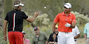 Match Play top 20: Day's finale, Dubuisson's saves