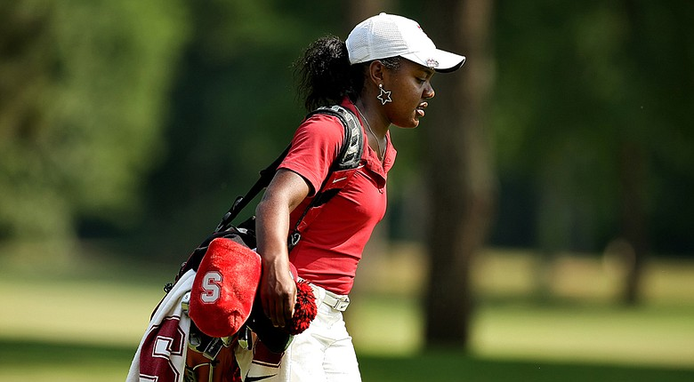 Mariah Stackhouse of Stanford won the UC Irvine Invitational to earn an LPGA exemption into the Kia Classic.