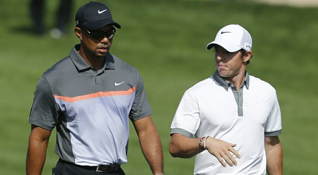 Tiger Woods and Rory McIlroy are the co-favorites entering the 2014 Honda Classic.