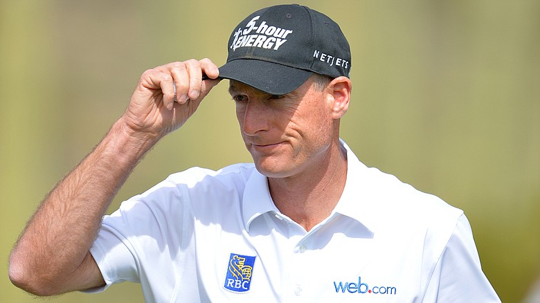 Jim Furyk's quarterfinal appearance at the 2014 Accenture Match Play Championship was his best effort to date.