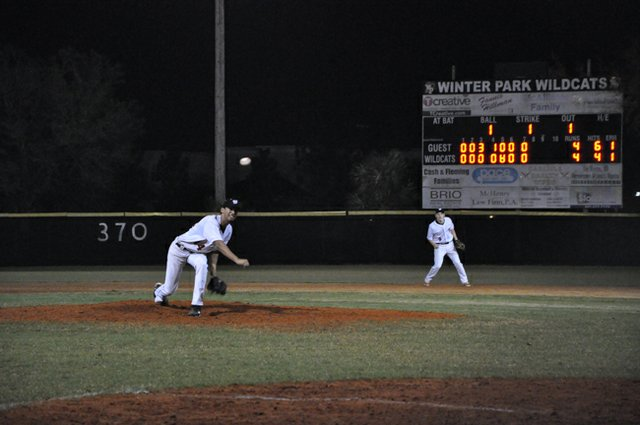 The Wildcats' bullpen kept them in it late in a tight game against Timber Creek.