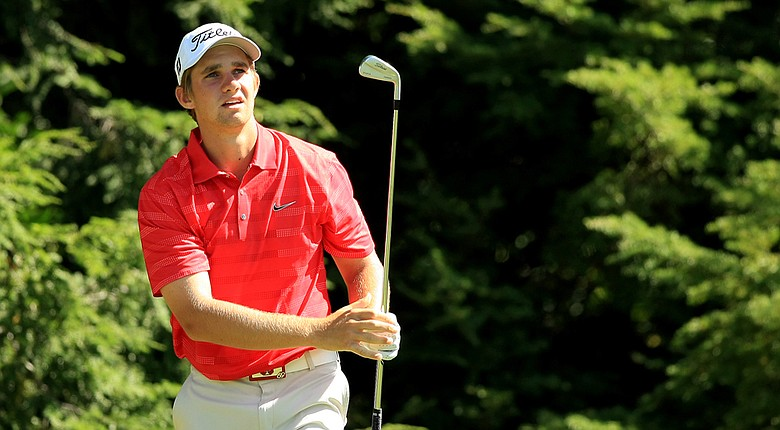 Patrick Rodgers won the Southern Highland Collegiate Masters in 2013 after a three-man playoff.