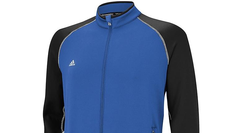 The adidas climawarm+ jacket