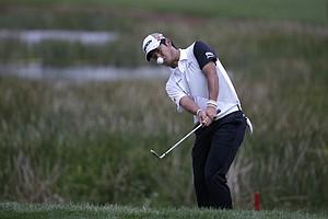 Hideki Matsuyama during Thursday's first round of the PGA Tour's Honda Classic at PGA National in Palm Beach Gardens, Fla.