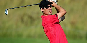 Fisher leads Tshwane Open by 1 after 2 rounds